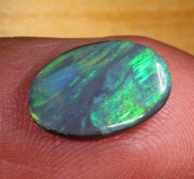 2.50 ct BLACK OPAL FROM LR - 542503