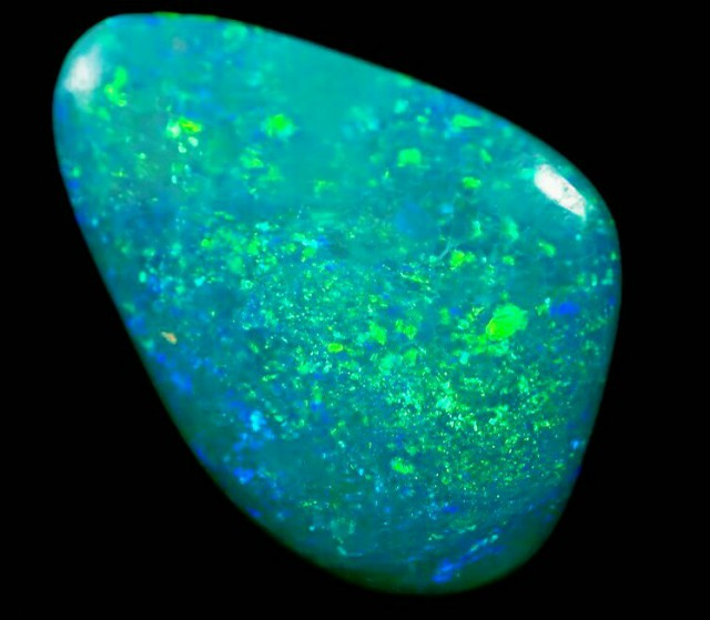 SOLID  OPAL 8.75  CTS    P-3