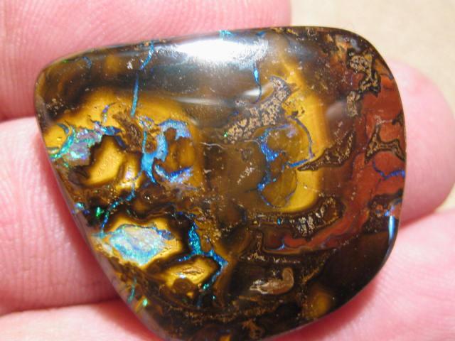 YowahOpals*65.4Cts - FREE SHIPPING = Matrix Opal
