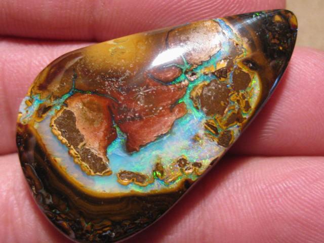 YowahOpals*60.2Cts - FREE SHIPPING = Matrix Opal