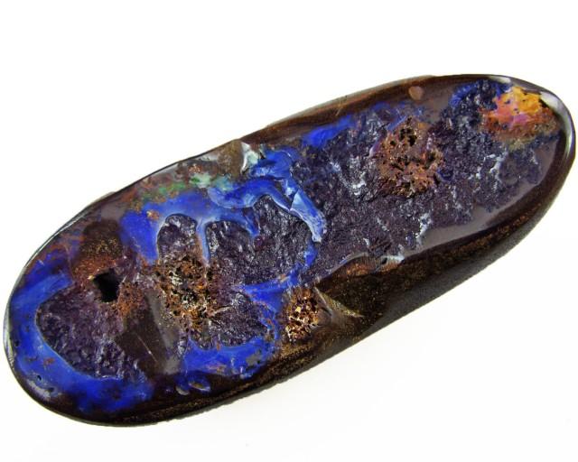 Solid  Polished Boulder Opal  Specimen  BU 134