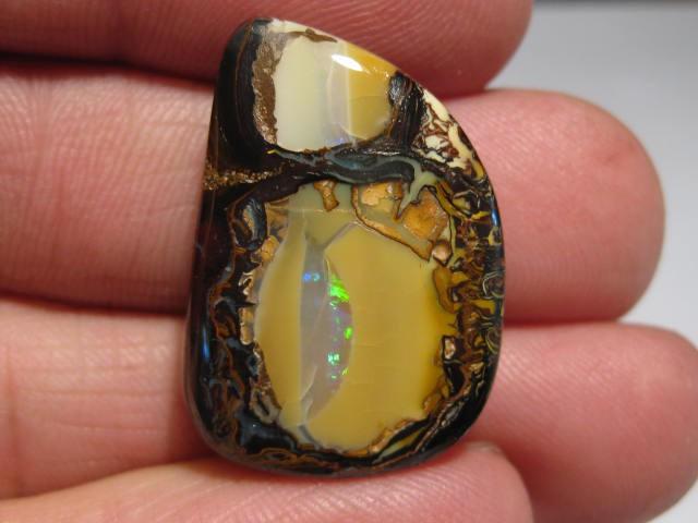 YowahOpals*46.8Cts - FREE SHIPPING = Matrix Opal