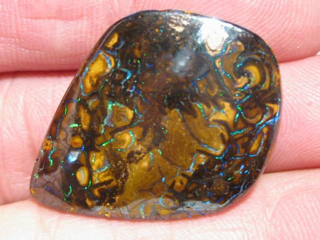 YowahOpals*52.9Cts - FREE SHIPPING = Matrix Opal