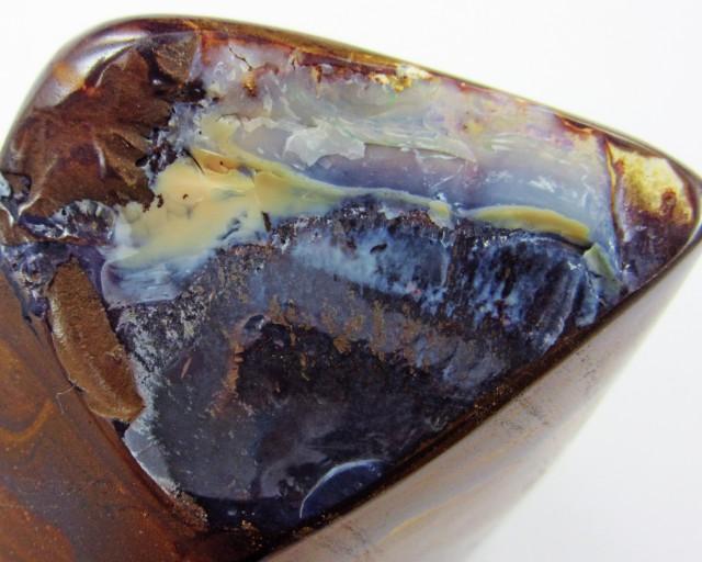 Solid  Polished Boulder Opal  Specimen  BU 158