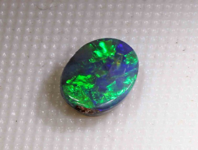 1.10 ct BLACK OPAL FROM LR - 545275