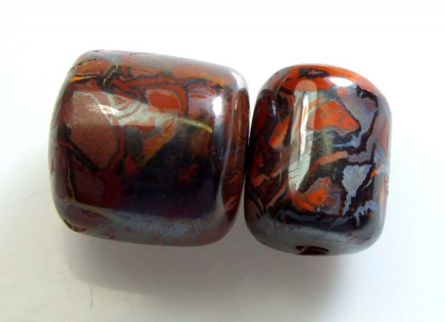 YOWAH OPAL BEADS PARCEL 14.60 CTS LO-2337