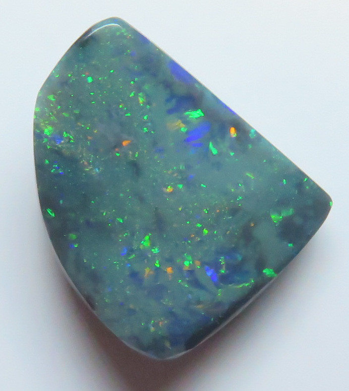 5.97 Ct Lightning Ridge Black Opal