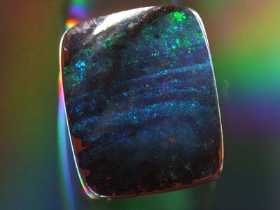 Boulder Opals 4.1 Carats OT30