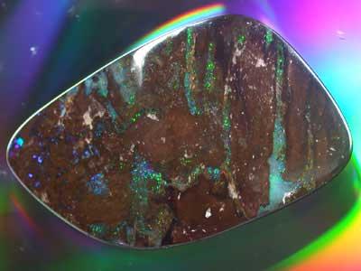 Boulder Opals 33.4 Carats OT42