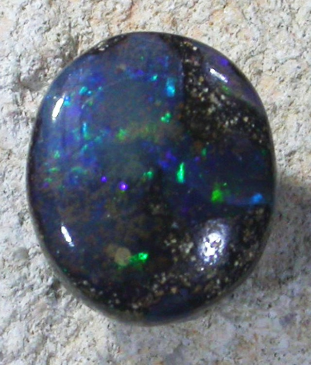 6.25 CTS BOULDER OPAL PARCEL-FREE SHIPPING. [LMS327]