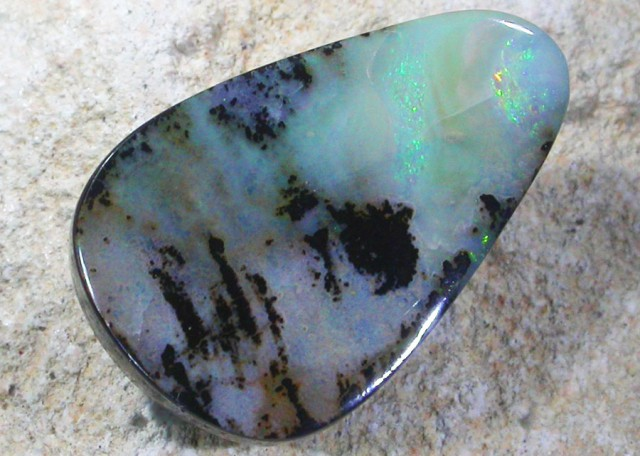29.85 CTS BOULDER OPAL-FREE SHIPPING. [LMS343]