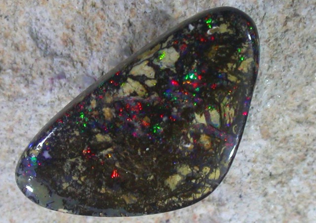 6.35 CTS BOULDER OPAL-FREE SHIPPING. [LMS356]