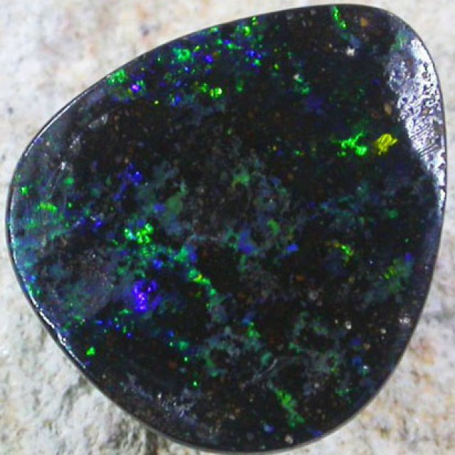 7.65 CTS BOULDER OPAL-FREE SHIPPING. [LMS357]