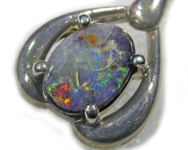 Boulder Opal Pendnat  BU 420
