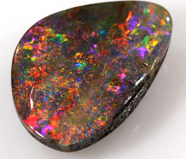 BOULDER OPAL POLISHED STONE 3.25 CTS  INV-244