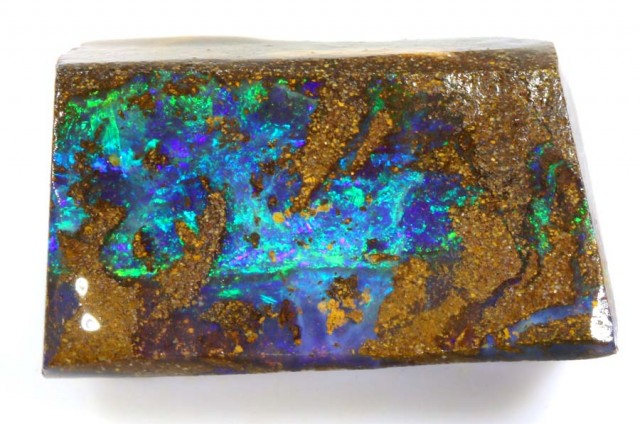 BOULDER OPAL ROUGH  29.10 CTS DT-4634