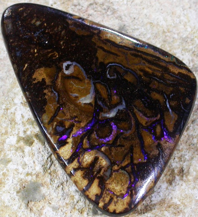 18.45 CTS YOWAH STONE-WELL POLISHED  [SO6261]