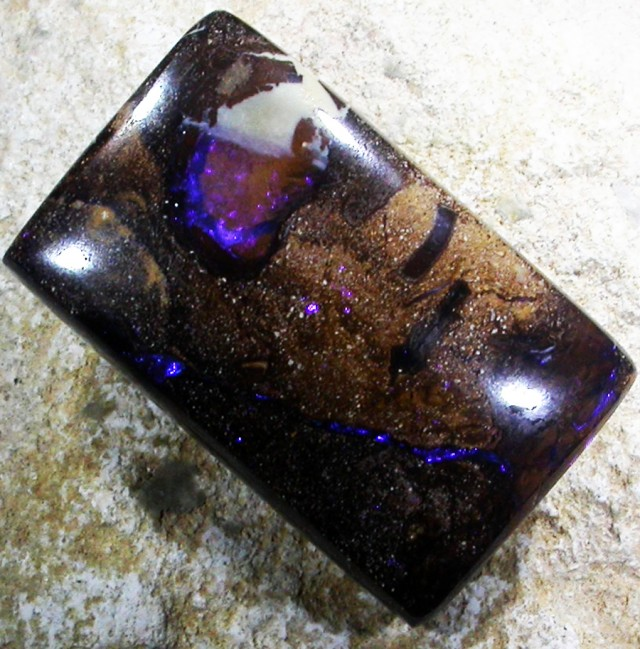 38.60CTS YOWAH STONE-WELL POLISHED  [SO6276]