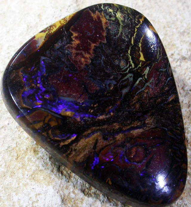 52.45 CTS YOWAH STONE-WELL POLISHED  [SO62104]