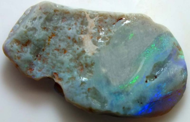 17 CTS BLACK OPAL ROUGH DT-5193