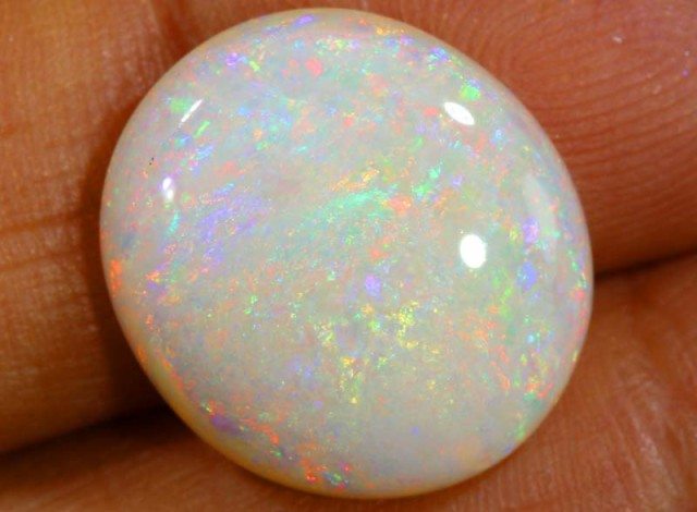 6.8 CTS QUALITY WHITE OPAL STONE  CTS NC-2885 GC