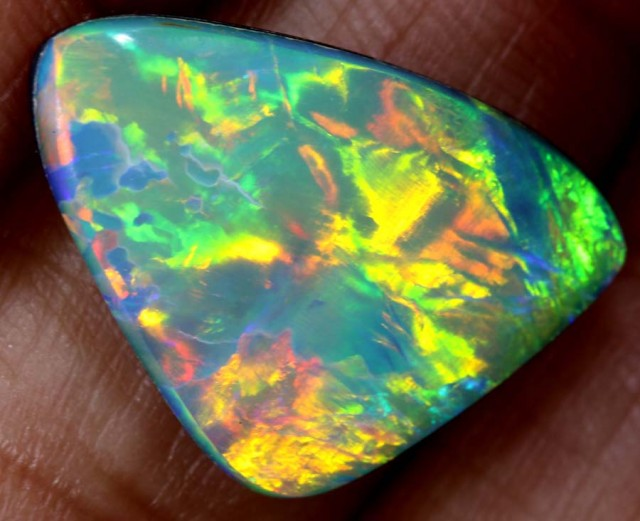 4.75 CTS DOUBLET OPAL STONE  TBO-3797