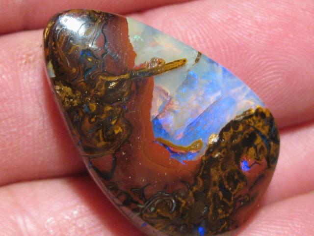 YowahOpals*47.45Cts - FREE SHIPPING = Matrix Opal