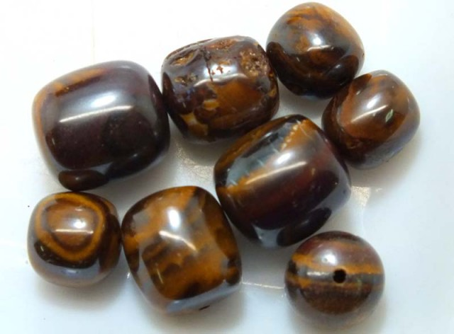 YOWAH OPAL BEADS (PARCEL) 91.25 CTS LO-3234