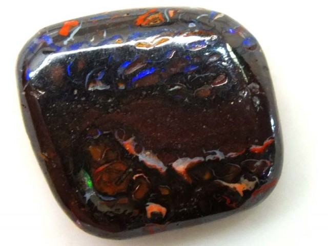 BOULDER OPAL STONE DRILLED  16 CTS ADO-2860