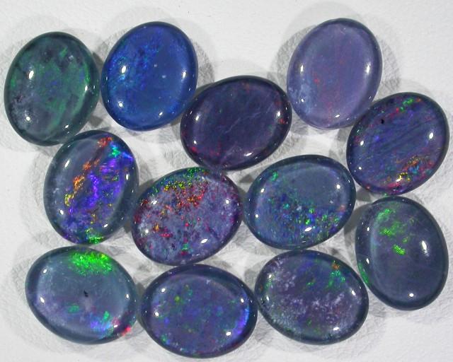 21.5 Cts Parcel 12 Opal triplets  BU 832