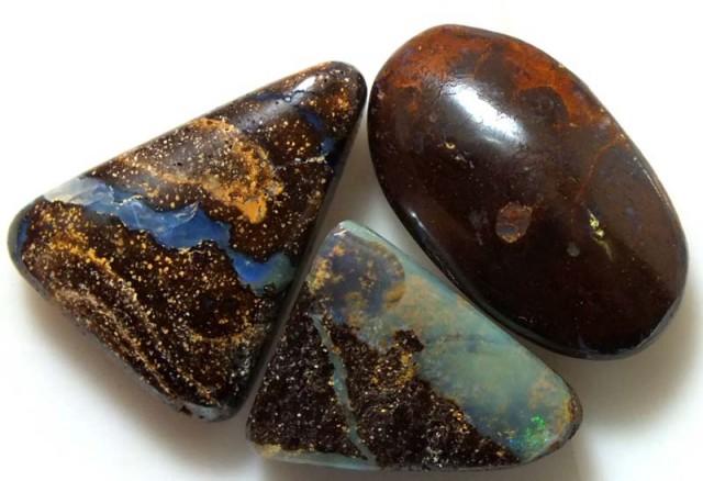 35CTS Boulder Opal Polished ANO-32