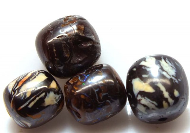 24CTS YOWAH OPAL BEADS (PARCEL)   LO-3368