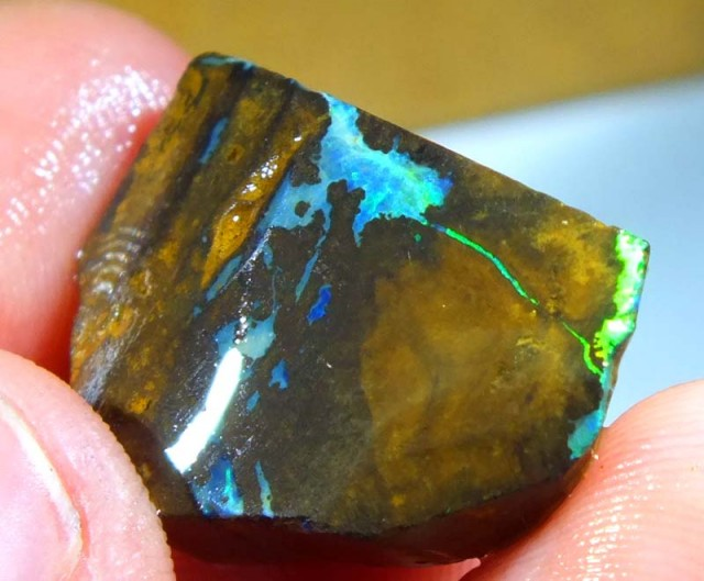 17CTS YOWAH OPAL ROUGH  DT-5804