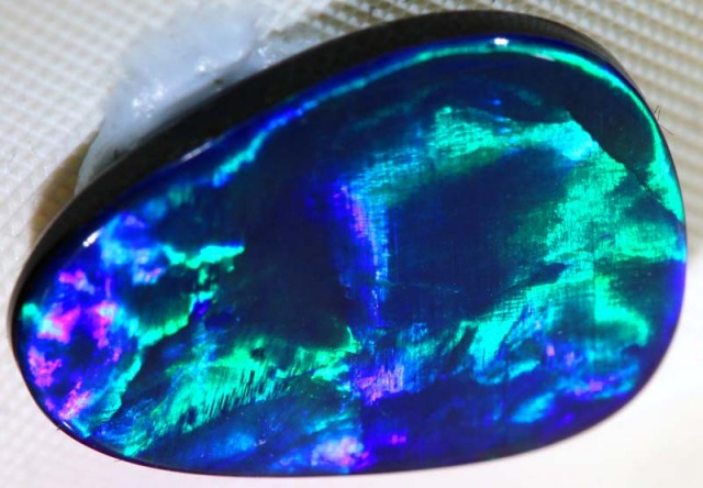 N-1- 6.50  CTS QUALITY DOUBLET OPAL  INV-278