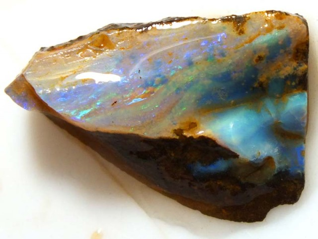 24CTS BOULDER OPAL ROUGH  DT-5920