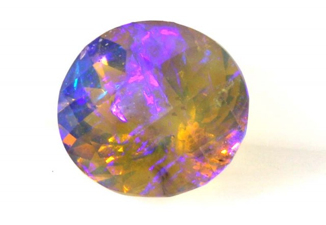 AUSTRALIAN FACETED OPAL STONE 1.35 CTS TBO-4036