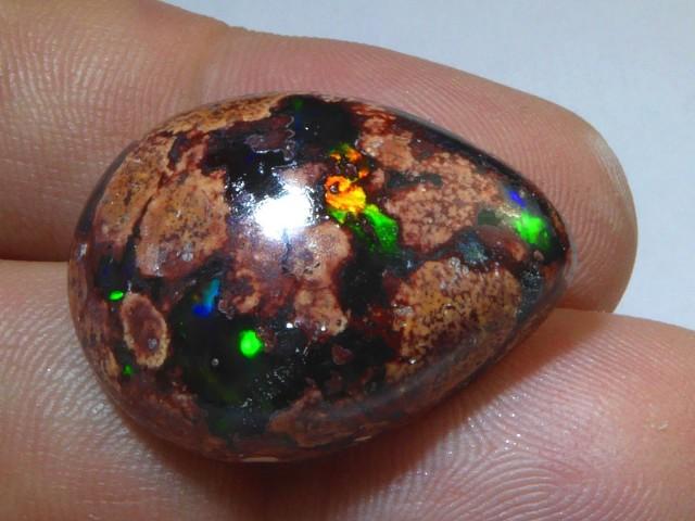 29ct Mexican Matrix Opal Landscape Cantera