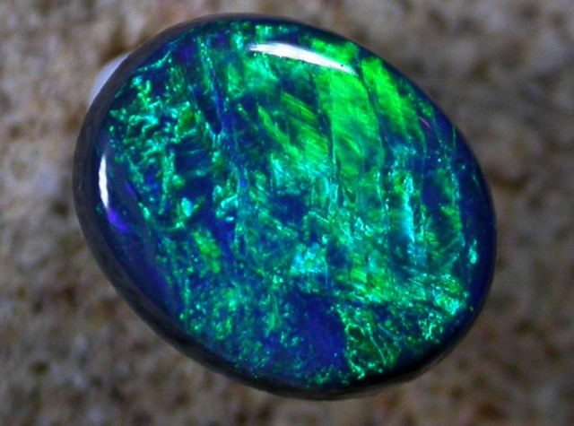 0.55 CTS LIGHTNING RIDGE OPAL  [DG79]