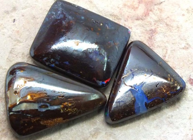 48CTS Boulder Opal Polished ANO-136