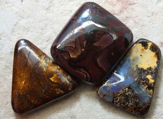 57CTS Boulder Opal Polished ANO-153