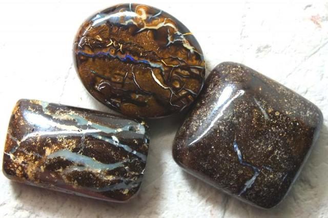 72CTS Boulder Opal Polished ANO-164