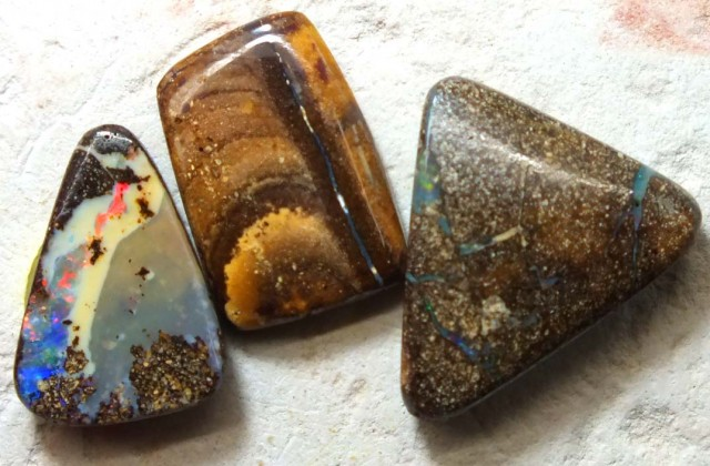 18CTS Boulder Opal Polished ANO-172