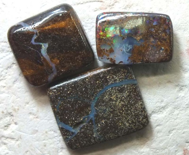 33CTS Boulder Opal Polished ANO-194