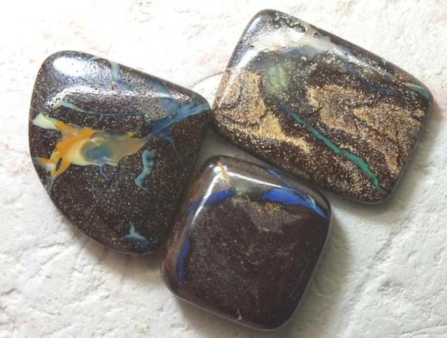 48CTS Boulder Opal Polished ANO-196