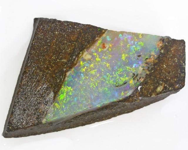 74 CT Top gem   Fossil Boulder Opal specimen BU 1006