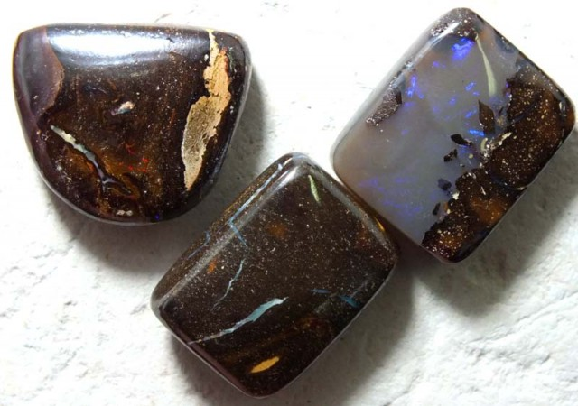 40CTS Boulder Opal Polished ANO-225