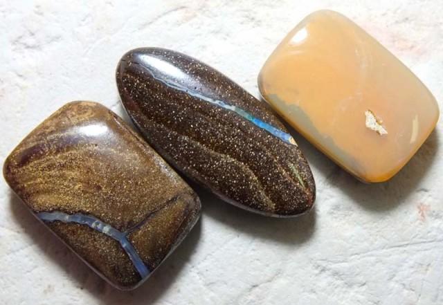 47CTS Boulder Opal Polished ANO-239