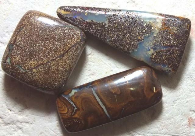 43CTS Boulder Opal Polished ANO-268