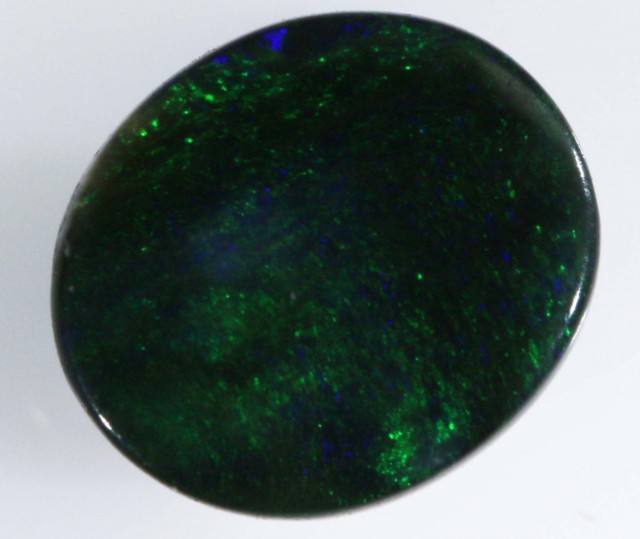 0.75 CTS BLACK  OPAL - LIGHTNING RIDGE- [SO6737]