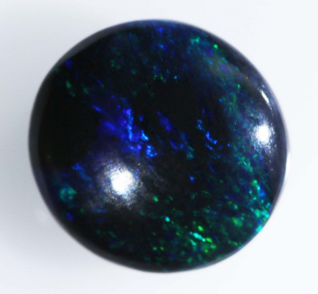 0.9 CTS BLACK  OPAL - LIGHTNING RIDGE- [SO6739]